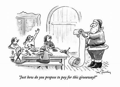 Giveaway Propose Pay Mike Drawing Cartoon Twohy