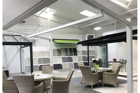 sunspaces showroom outdoor living showroom in cardiff