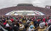 Photos: NHL Winter Classic at Notre Dame Stadium   Photos ...