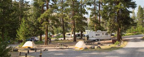 tower fall campground yellowstone national park