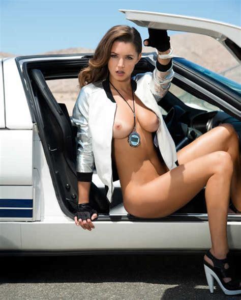 Hot And Naked Alyssa Arce Miss July