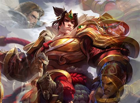 This Skin Is The Future Of Garen Skins Boys And Girls
