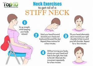 treatment 90 second relief technique for a stiff neck With best way to sleep with sore neck