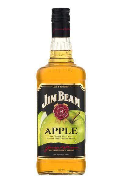 jim beam apple jim beam apple bourbon whiskey price reviews drizly