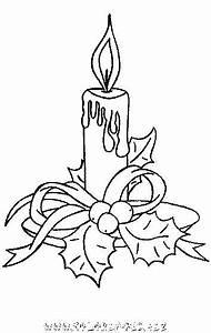 Bougie De Noel Dessin : coloriage bougies de noel gratuit 9170 noel adult christmas coloring book pinterest ~ Voncanada.com Idées de Décoration