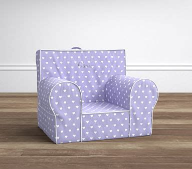 lavender rainbow anywhere chair pottery lavender anywhere chair pottery barn
