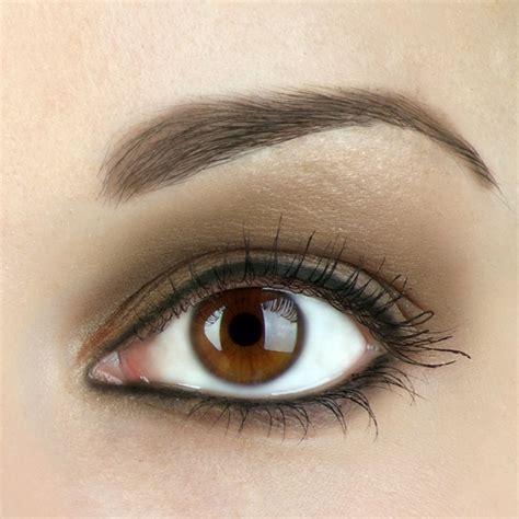 richtig schminken augen augen make up braune augen tipps und tricks f 252 r passende farben