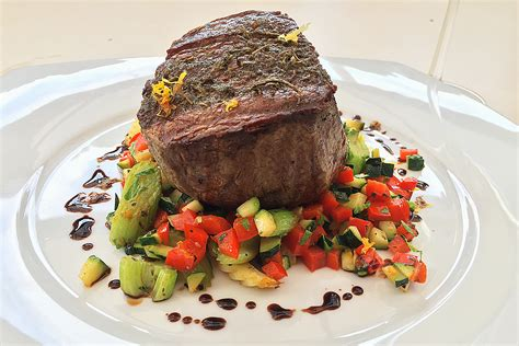 Gut Steak Essen in Nürnberg - Vineria