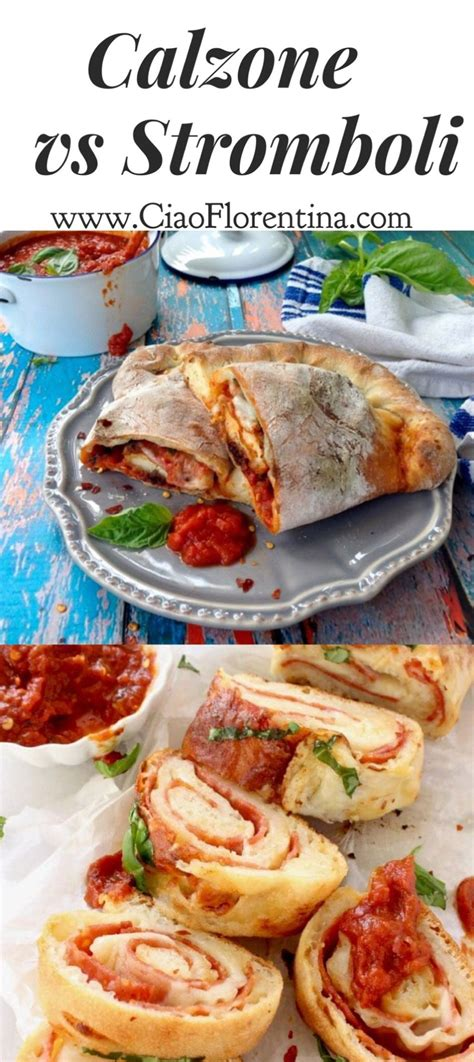 calzone  stromboli food recipes italian