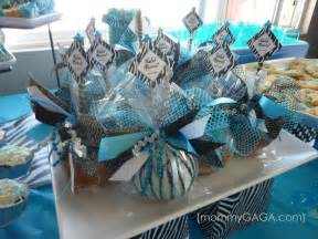 Boy Baby Shower Table Decoration Ideas