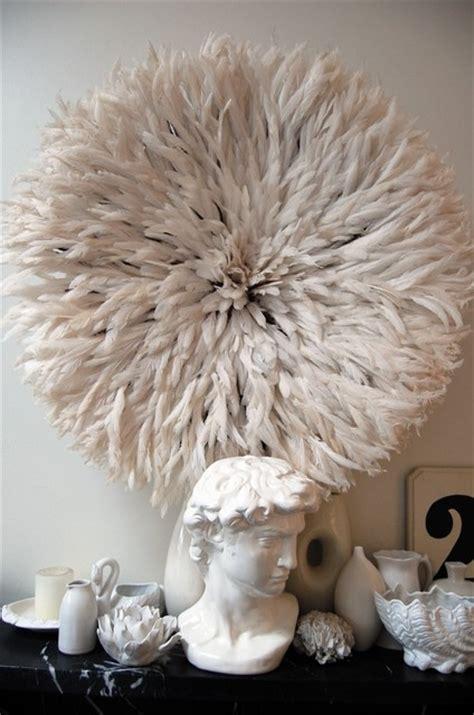 flock  feather juju hats  striking decor