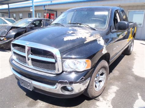 2005 Dodge Ram 1500 Parts by Used Parts 2005 Dodge Ram 1500 4 7l V8 5 45rfe 5 Speed
