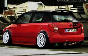 Skoda Fabia 2 Tuning : paci 39 s profile automotive design studio ~ Kayakingforconservation.com Haus und Dekorationen