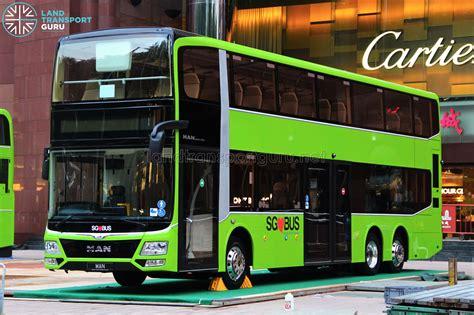 concept bus man lion s city dd l mock up bus land transport guru
