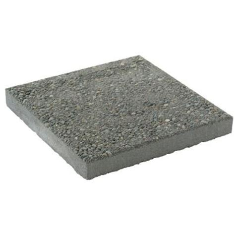 16 x 16 concrete patio pavers materials 16 in x 16 in square exposed aggregate