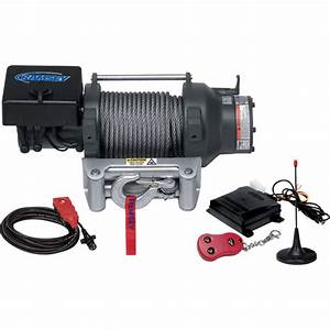 Ramsey Patriot 12 Volt Dc Powered Electric Truck Winch