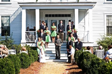bed breakfast goldsboro kinston nc wedding venue