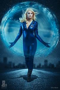 Sue Storm Invisible Woman Cosplay by elleimarie on DeviantArt