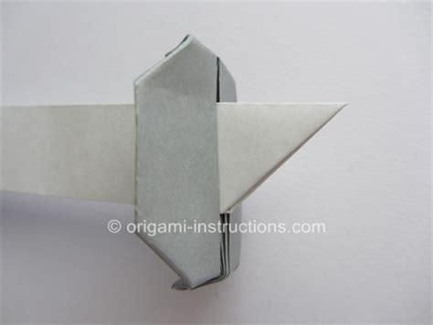 Comfortable Easy Origami Sword Folding Instructions Ivoiregion