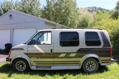 gmc safari conversion van auto  sale  jackson ms