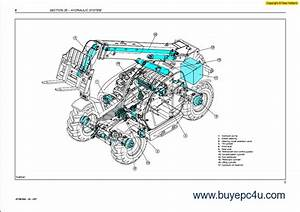 New Holland Lm740 Telehandler Pdf Service Manual
