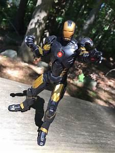 Marvel Legends Marvel NOW! Iron Man Review Hulkbuster Wave ...