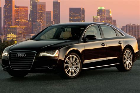 Used 2013 Audi A8 For Sale