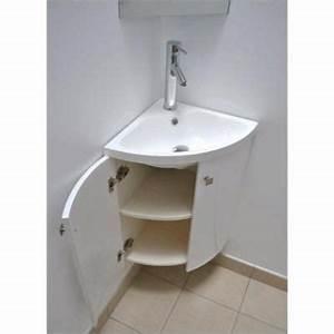 Petit Lave Main D Angle Wc : meuble wc angle mobilier fran ais in petit meuble d ~ Premium-room.com Idées de Décoration