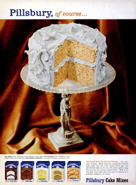 cake ice cream weekend event pillsbury cake mix roundup