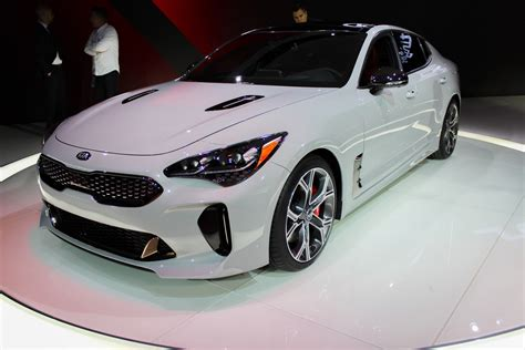 Kia Picture by 2018 Kia Stinger Picture 701471 Car Review Top Speed