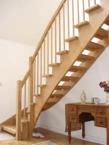 Simple Plan Of Stairs Ideas Photo by Stair Open Timber Staircase Southton