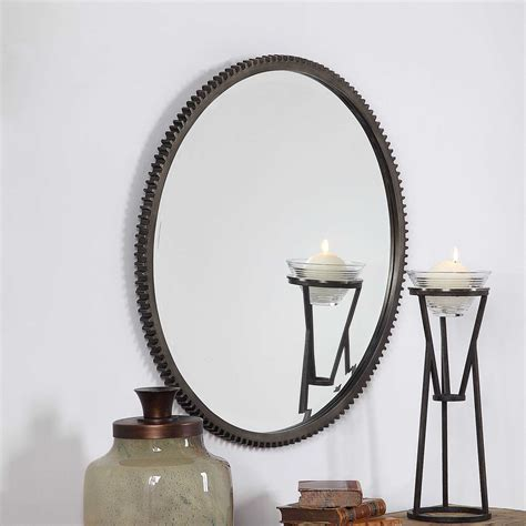 Uttermost Wall by Uttermost Werner Wall Mirror Ut09497