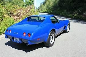 1977 Corvette T
