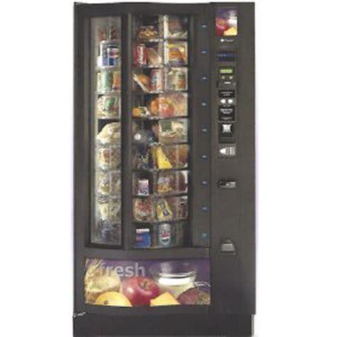 crane  shopper cold food vending machine  vending