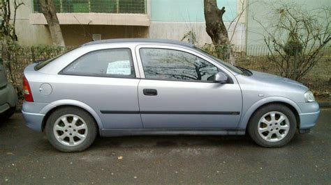 Opel Astra G by 2002 Opel Astra G Cc Pictures Information And Specs