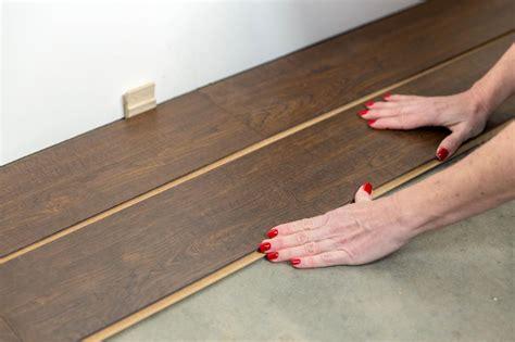 How To Install A Laminate Floor  Howtos Diy
