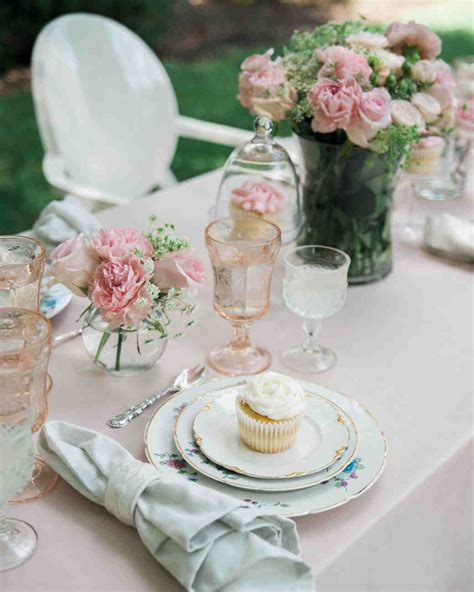How To Throw The Prettiest Spring Bridal Shower Martha
