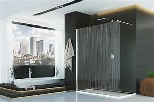 Douche à L Italienne : une douche l 39 italienne trompe l 39 oeil ~ Dailycaller-alerts.com Idées de Décoration