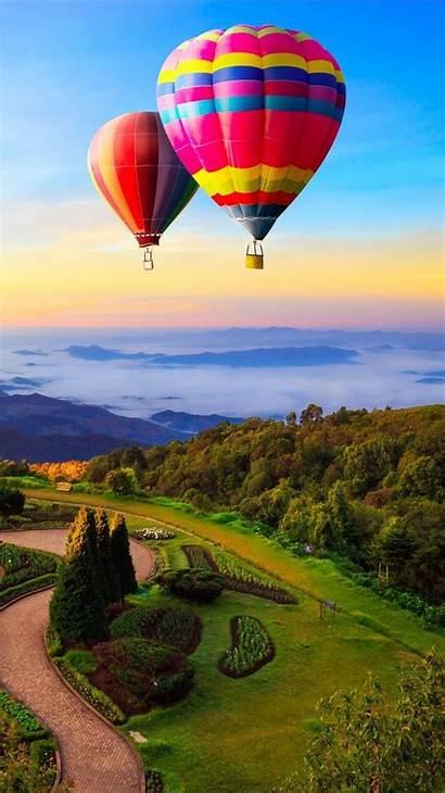 Icu Doi Ballon Balloon Inthanon Wallpapers