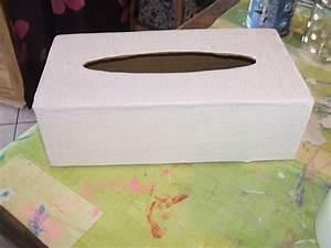 Boite A Mouchoir Original : boite mouchoirs ~ Melissatoandfro.com Idées de Décoration