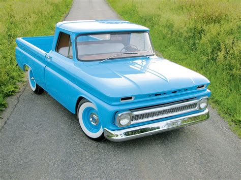 1966 Chevy C10 Pickup Truck  Hot Rod Network