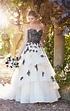 Princess Wedding Dress with Lace & Tulle Skirt | Essense ...