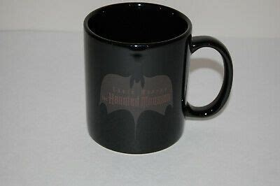 Can i get a large black coffee? Details about Eddie Murphy Haunted Mansion Black Coffee Mug from the 2003 movie in 2020 | Black ...