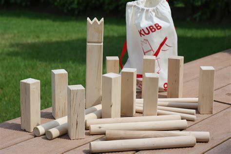 jeux en bois extérieur tour a bois viking
