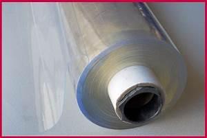 Nappe Transparente épaisse 5 Mm : nappe plastique transparent 0 5mm ~ Dailycaller-alerts.com Idées de Décoration