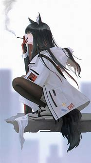 Pin de Bia em Anime   Garota neko, Menina anime, Menina ...