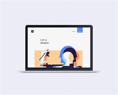 Web Portfolio Website Personal Stylish