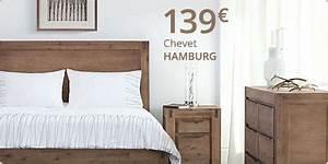 Chambre Complete Adulte 160x200 : meubles chambre des meubles discount pour l 39 am nagement de votre chambre ~ Teatrodelosmanantiales.com Idées de Décoration