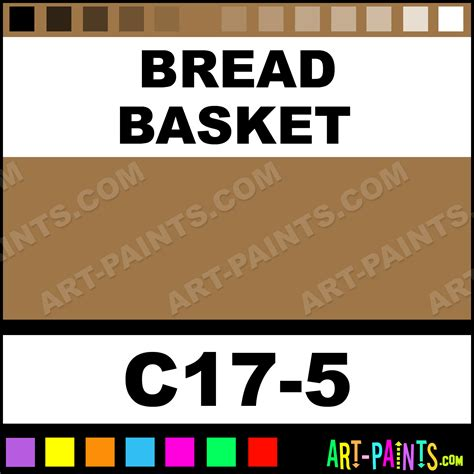 brown bread paint color colour scheme idea to go with oak