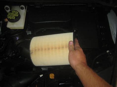 clean filter    ford flex service manual